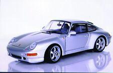 1:18 UT Models Porsche 911 993 Carrera S  blue, red, silver MIB