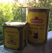 Caykur turco Tè nero, Earl Grey, tomurcuk, Bergamotto, 125 gr / 200 gr