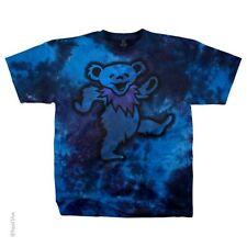 GRATEFUL DEAD-BIG BEAR-DANCING BEARS-TIE DYE T SHIRT S-M-L-XL-XXL LESH