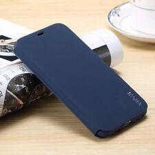Luxe Coque pour Apple iPhone 10 X 8 7 6s Plus Mince Cuir Flip Portefeuille Etuis