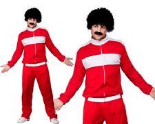 Hommes Années 80 année 1980 survêtement costume déguisement Scouser trckie ou