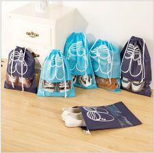 Arranque de almacenamiento de zapatos organizador de viaje bolso de lazo Gimnasio Funda de transporte a prueba de polvo
