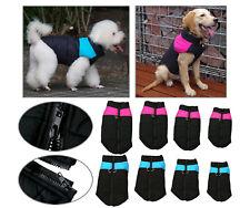 Pet Dog Winter Clothes Puppy Warm Jacket Vest Coat Apparel Harness 4 Taglie