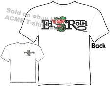 Rat Fink T Shirt Ed Big Daddy Roth Logo Clothing Line Tee, Sz M L XL 2XL 3XL