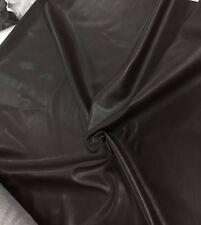 Abbigliamento morbido tessuto in PVC 5 Cols in similpelle tappezzeria in finta pelle Abito in Vinile