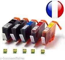 CARTOUCHES COMPATIBLES HP 364 XL AVEC PUCE Photosmart B109A B8550 C5300 SS 48H