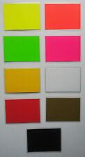 10 - 100 St. laminierte Preisschilder A7 125 mic Schild deko Werbung Werbesymbol