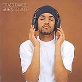 Craig David - Born to Do It (2002) UK CD Album New & Sealed Original