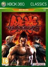 TEKKEN 6 for Xbox 360 ( Brand New & Sealed UK Microsoft Xbox 360 Game ) FREE P&P