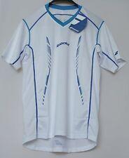 SALE: Babolat Herren Match Performance Funktions-Tshirt weiß/blau