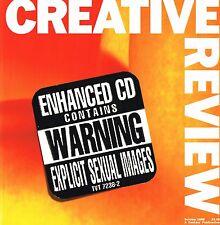 CREATIVE REVIEW Magazine October 1996 RED HOT ORGANISATION John Ross ABRAM GAMES