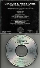 LISA LOEB Stay I Missed you MIRROR IMAGE MIX PROMO DJ CD Single 1994