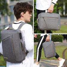 Business Laptop Backpacks Anti Theft Password Lock Backpack School Travel Bag