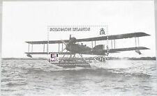 SOLOMON SALOMON ISL. 2009 Block 102 100 Ann Navy Aircrafts Plane Short 184 MNH