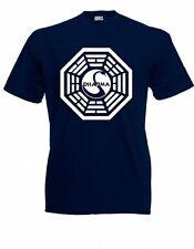 Herren T-Shirt Dharma Lost Fun (DHARMA INITIATIVE / Lost Oceanic Kinder Fun)