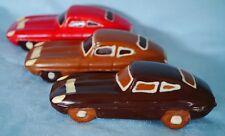 Hand-made Belgian Chocolate E Type Jaguar Car