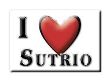 CALAMITA FRIULI VENEZIA GIULIA FRIDGE MAGNET MAGNETE SOUVENIR LOVE SUTRIO (UD)