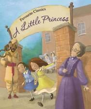 Favourite Classics: A Little Princess, Good Condition Book, Morton, Sasha, ISBN