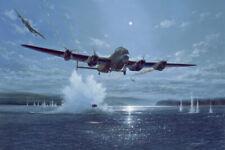 "Simon W. atack ""cuillers la courageuse Run"", 617, bombardier Lancaster, Ltd Edition"
