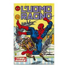 L'Uomo Ragno - seconda serie Corno n. 22, 23 sett 1982