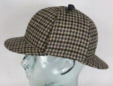 bullani Sherlock Holmes Hat Deerstalker Hunting Cap Made in Germany NEW