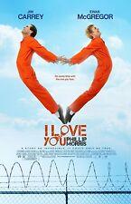 I Love You Phillip Morris movie poster (a) : Ewan McGregor : 11 x 17 inches