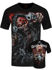 Five Finger Death Punch T-shirt Spiral Assassin Men's Black