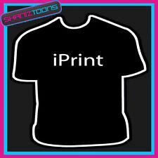Me Impresión Impresora T Shirt