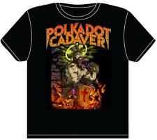 POLKADOT CADAVER T-Shirt  Dog Fashion Disco - Wolf in Jesus Skin - DFD