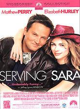 Serving Sara (DVD, 2003, Full Screen Version)