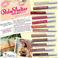 theBalm Balm Shelter Tinted Gloss SPF17