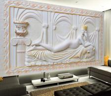 3D Nude Woman 409 Wallpaper Murals Wall Print Wallpaper Mural AJ WALL AU Kyra