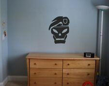 call of duty vinyl wall art sticker bedroom / playroom / games room