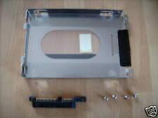 Adattatore caddy SATA per Hard Disk HP DV6000 DV9000 connettore DV9500 DV9700