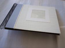 Album photo pages noires feuilles cristal neuf pro classe 10, 11,5 x15 13x18 etc