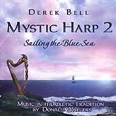 Mystic Harp 2 Derek Bell, Swami Kriyananda Audio CD Used - Very Good