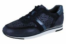 GABOR Sport 64.324.66 Sneaker Halbschuhe Glitter/Samt./Crack ocean Neuware!