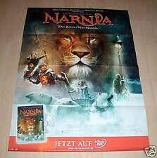 Filmposter A1 Neu Die Chroniken von Narnia - Der König