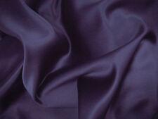 Raisin Duchesse satin mariage robe tissu largeur 150 cm Gratuit P + P