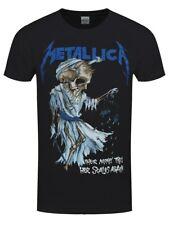 Metallica T-Shirt Doris Homme Noir