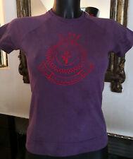 Tee-shirt court FORNARINA Taille M dispo en mauve et en violet