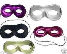 Super Domino Shape Eye Mask Costume Fancy Dress Cloth Eyemasks Hero Masquerade