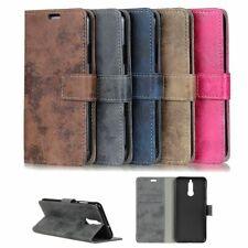 Flip Case Handy-Hülle BOOK #M36 Vintage zu Huawei Mate 10 Lite - Tasche Schutz