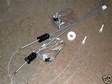 Window WINDER Cable Kit riparazione, R / H, MAZDA MX5 MK1 MX-5, mano destra, cavi TAMBURO