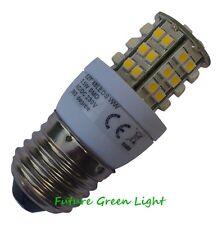 E27 ES 48 SMD LED 240V 3.5W WHITE (240LM) / WARM WHITE (210LM) BULB ~45W