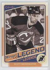 2012-13 O-Pee-Chee #528 Scott Niedermayer New Jersey Devils Hockey Card