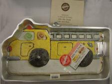 Little Fire Truck Cake Pan from Wilton 9110