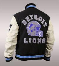 Beverly HILLS COP Axel Foley Letterman Chaqueta Deportiva Vintage Leones De Detroit