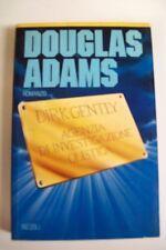 DOUGLAS ADAMS DIRK GENTLY AGENZIA INVESTIGAZIONE OLISTICA MISTRAL RIZZOLI 1&1989