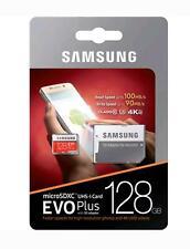 Samsung Evo Plus 64Gb 128GB Micro SD MicroSDXC C10 Memory Card with Adapter